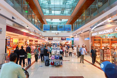 Dubai International Airport Stock Image