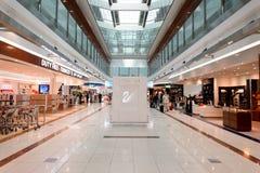 Dubai International flygplatsinre Royaltyfria Foton