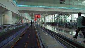 Dubai International lotniska zapasu materiału filmowego wideo zbiory