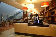 Dubai International-Luchthavenbinnenland Stock Foto's