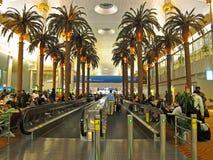 Dubai-internationaler Flughafen Stockbilder