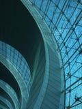 Dubai-internationaler Flughafen Stockbild