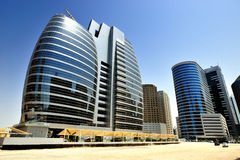 Dubai Internet City Royalty Free Stock Images