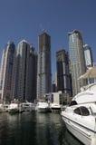 Dubai-Jachthafen Stockbild