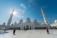 Dubai - 9. Januar 2015 Stockbild