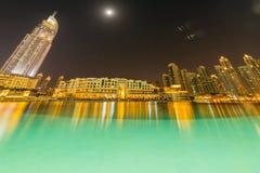 Dubai - JANUARY 10, 2015: The Address Hotel on Stock Images