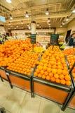 Dubai - JANUARY 7, 2014: Dubai Supermarket Stock Images