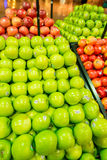 Dubai - JANUARY 7, 2014: Dubai Supermarket Stock Photo