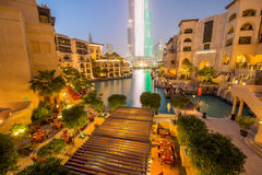 Dubai - JANUARY 9, 2015: Soul Al Bahar on January Royalty Free Stock Images