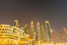 Dubai - JANUARY 9, 2015: Soul Al Bahar on January Stock Photos
