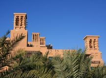Dubai - jumeirah Royalty Free Stock Photo