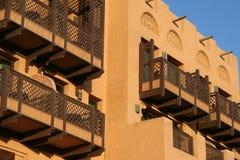 Dubai - jumeirah Stock Photography