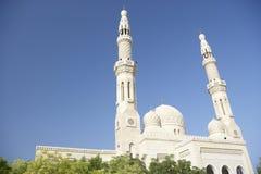 dubai jumeirah meczet Obrazy Stock