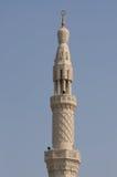 dubai jumeirah meczet obraz royalty free