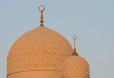 dubai jumeirah meczet zdjęcia stock