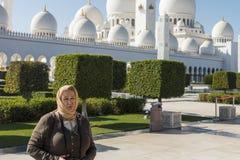 Dubai, Jumeirah Mosque Royalty Free Stock Photos