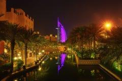 Dubai jumeirah UAE. Taken in 2011 stock image