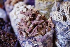 Dubai krydda Souk Royaltyfri Fotografi