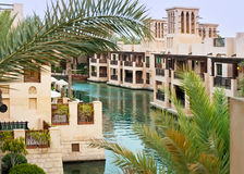 Dubai, Madinat Jumeirah Lizenzfreies Stockfoto