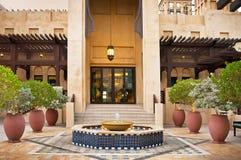 Dubai, Madinat Jumeirah Stockfotos