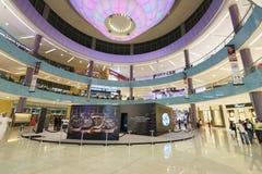 The Dubai Mal linterior Royalty Free Stock Photo