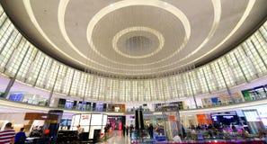 The Dubai Mal linterior Stock Image