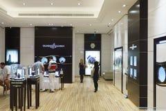 The Dubai Mal linterior Stock Photo