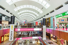 The Dubai Mal Royalty Free Stock Image