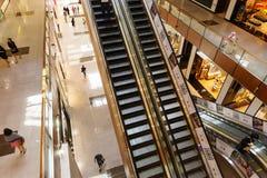 The Dubai Mal Royalty Free Stock Photo