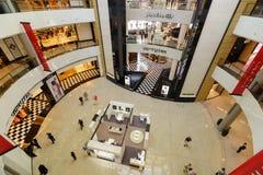 The Dubai Mal Royalty Free Stock Photography