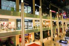 Dubai-Mall stockbilder