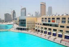 The Dubai Mall Stock Photography