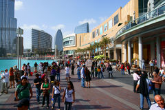 Dubai Mall Stock Images