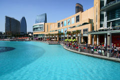 Dubai Mall Royalty Free Stock Images