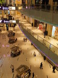 Dubai Mall in Dubai, UAE Royalty Free Stock Images