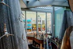 Dubai Mall,Dubai,UAE Stock Images