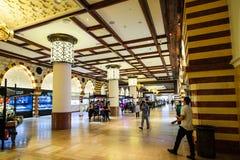 Dubai Mall,Dubai,UAE Royalty Free Stock Photo