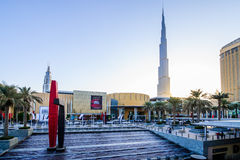 Dubai mall,Dubai,UAE Royalty Free Stock Image