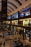Dubai Mall in Dubai, UAE Stock Image