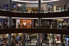 Dubai Mall in Dubai, UAE Royalty Free Stock Images