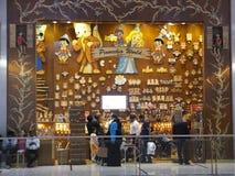 Dubai Mall in Dubai, UAE Royalty Free Stock Photography