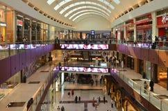 Dubai-Mall, Dubai, Vereinigte Arabische Emirate Stockfotos