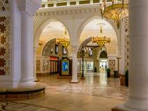The Dubai Mall indoor Souk in Downtown Dubai Stock Photo