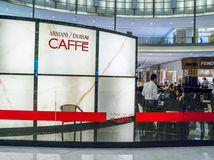 Dubai Mall. Interior stock photography