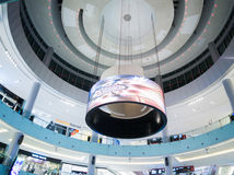 Dubai Mall. Interior Royalty Free Stock Image