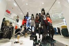 The Dubai Mall Stock Images