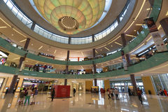 The Dubai Mall Stock Image