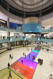 The Dubai Mall Stock Photography
