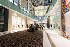 The Dubai Mall Royalty Free Stock Photos