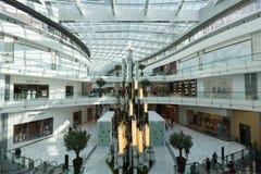 Fashion Avenue in Dubai Mall, United Arab Emirates Royalty Free Stock Photo
